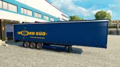 Skins para reboques v2.0 para Euro Truck Simulator 2