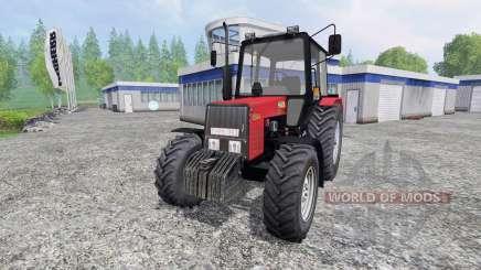 MTZ-Belorus 820.4 para Farming Simulator 2015