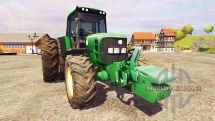 John Deere 6930 para Farming Simulator 2013