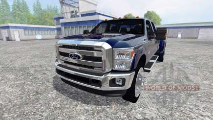 Ford F-350 Super Duty v2.0 para Farming Simulator 2015