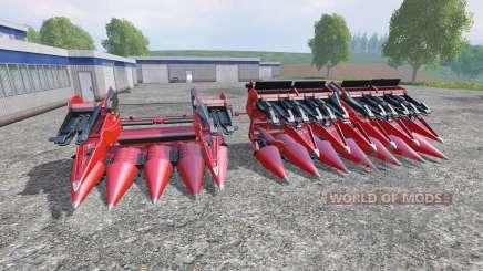 Case IH 2106 and Case IH 2112 para Farming Simulator 2015