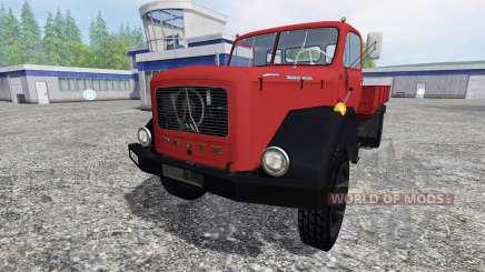 Magirus-Deutz 200D26L v1.0 para Farming Simulator 2015