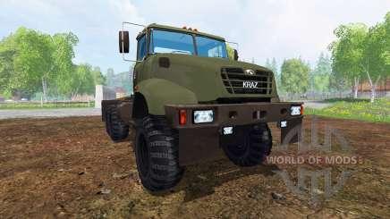 O KrAZ B18.1 v3.0 para Farming Simulator 2015