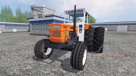 Fiat 1000 super v1.2 para Farming Simulator 2015