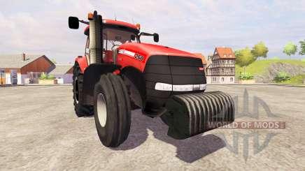 Case IH Magnum CVX 260 2WD v2.0 para Farming Simulator 2013