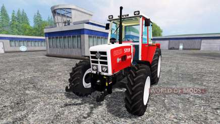 Steyr 8090A Turbo SK1 v1.0 para Farming Simulator 2015