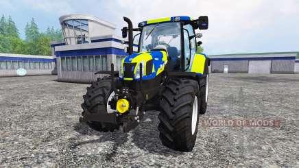 New Holland T6.160 Police para Farming Simulator 2015