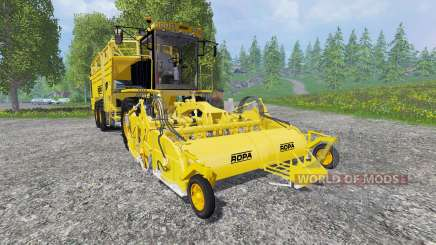 ROPA euro-Tiger V8-3 XL v1.2 para Farming Simulator 2015