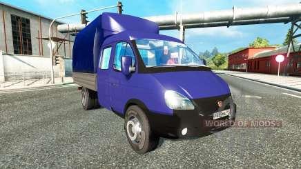 GAZ-3302 para Euro Truck Simulator 2