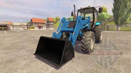MTZ-1221 Bielorrússia [loader] para Farming Simulator 2013