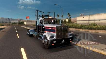 Kenworth W900A para American Truck Simulator