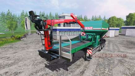 Jenz Crusher Titan para Farming Simulator 2015