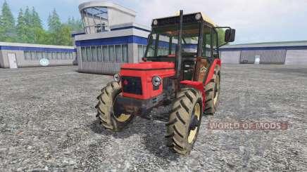 Zetor 7045 para Farming Simulator 2015