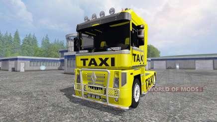 Renault Magnum [taxi] para Farming Simulator 2015
