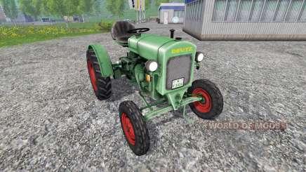 Deutz F1 M414 v1.11 para Farming Simulator 2015