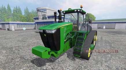 John Deere 9560RT v2.5 para Farming Simulator 2015