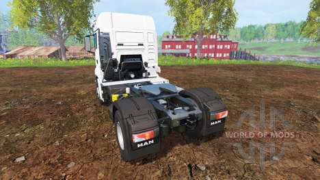MAN TGS 18.440 [chip tuning] para Farming Simulator 2015