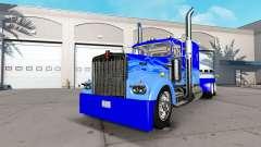Kenworth W900A [custom] para American Truck Simulator