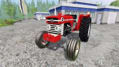 Massey Ferguson 188 v2.1 para Farming Simulator 2015