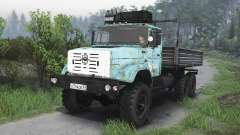 ZIL-4334 [blue][25.12.15] para Spin Tires