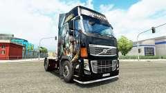 O World of Warcraft pele para a Volvo caminhões para Euro Truck Simulator 2