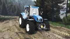 New Holland T6.160 FL [25.12.15] para Spin Tires