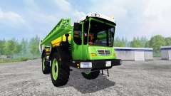 Lizard Sprayer para Farming Simulator 2015