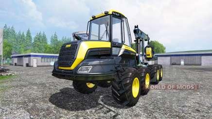 PONSSE Bear 8W v0.1 para Farming Simulator 2015