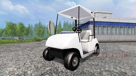 O carrinho de Golfe para Farming Simulator 2015