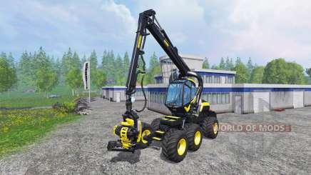 PONSSE Scorpion 6x6 v2.0 para Farming Simulator 2015
