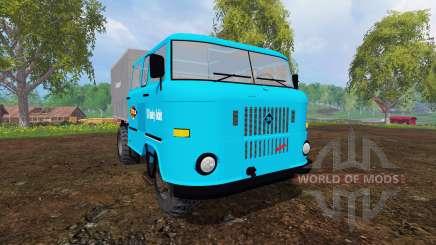 IFA W50L Service para Farming Simulator 2015