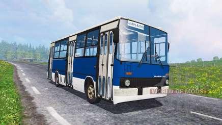 Ikarus 260 no trânsito para Farming Simulator 2015