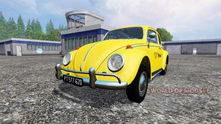 Volkswagen Beetle 1966 [Post Edition] para Farming Simulator 2015