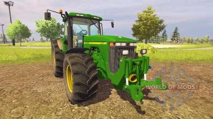 John Deere 8400 v1.3 para Farming Simulator 2013