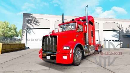 Kenworth T800 [update] para American Truck Simulator