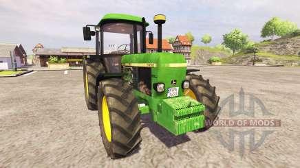 John Deere 3650 para Farming Simulator 2013
