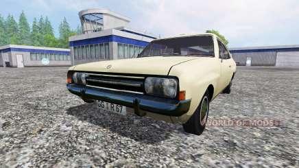 Opel Rekord C 1967 para Farming Simulator 2015