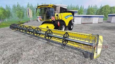 New Holland CR9.90 v1.1 para Farming Simulator 2015