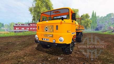 IFA W50 [sprayer] para Farming Simulator 2015