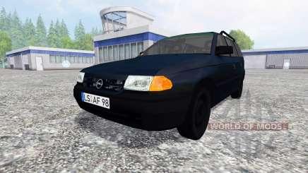 Opel Astra F Caravan v1.0 para Farming Simulator 2015