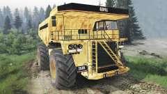Caminhão de Dump [03.03.16] para Spin Tires
