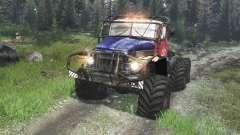 Ural-375 Julgamento [03.03.16] para Spin Tires
