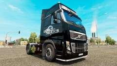 O Mundo de Caminhões pele para a Volvo caminhões para Euro Truck Simulator 2