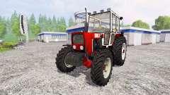 UMZ-6КЛ 4x4 para Farming Simulator 2015