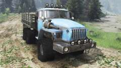 Ural 4320 URSS [03.03.16] para Spin Tires