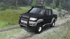 UAZ-23632 [03.03.16] para Spin Tires