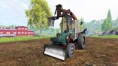 UMZ-6КЛ v2.0 [luta] para Farming Simulator 2015