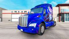 Águia de pele para o caminhão Peterbilt para American Truck Simulator