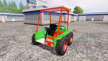 Rasant BergTrac para Farming Simulator 2015