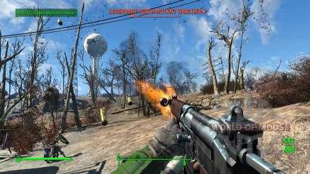 R91 rifle de assalto para Fallout 4